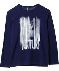 Benetton T-shirt - bleu foncé