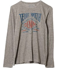 Teddy Smith T-shirt - gris chine