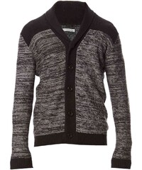 Best Mountain Strickjacke - schwarz