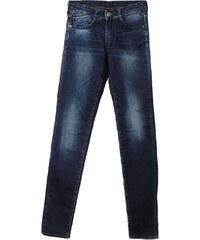 Le Temps des Cerises Jr 105 - Jeans mit Slimcut - blau