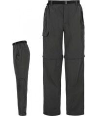 Karrimor Aspen Zip Off Trousers Mens, charcoal