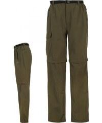 Karrimor Aspen Zip Off Trousers Mens, khaki