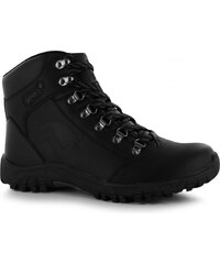 Gelert Leather Boot Mens Walking Boots, black