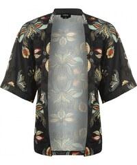 Firetrap Woven Kimono Ladies, phantom leaf