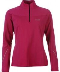 Gore Essential Thermo Long Sleeve Top Ladies, violet/aubergin