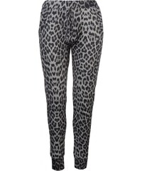 Golddigga Coordinating Joggers Ladies, leopard