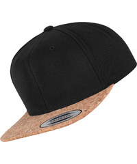 Flexfit Cork Snapback black