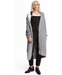 H&M+ Hrubě pletený svetr