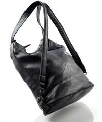 Modrá kabelka a batoh Sabrine