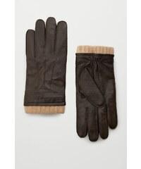 Mango Man - Kožené rukavice Miguel