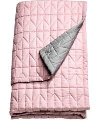 H&M Prošívaný přehoz na postel
