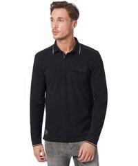 Poloshirt polo with pocket Tom Tailor schwarz L,S,XL,XXL,XXXL