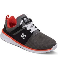 DC Shoes Schuhe Heathrow DC SHOES grau 3,5(34,5),4(35),4,5(35,5),5(36),5,5(36,5),6(37),6,5(38),7(39)