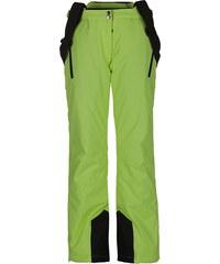 Husky Dětské lyžařské kalhoty Lipel zelená