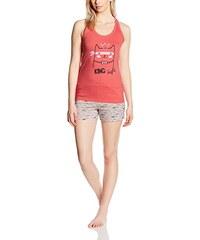 Melissa Brown Damen Sportswear-Set Af.king.psh.mz