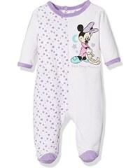 Disney Baby-Mädchen Schlafstrampler Minnie Mouse Ep0368
