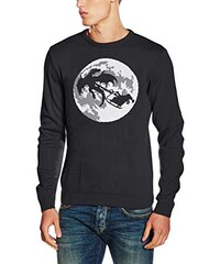 Run & Fly Herren Pullover Dragon Moon, XX-Large