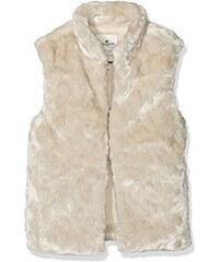 TOM TAILOR Kids Mädchen Weste Fake Fur Vest