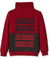 s.Oliver Jungen Sweatshirt mit Schalkragen