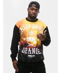 Equalizer California Orange Crewneck Black