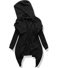 Dámský svetr Suke černý - černá
