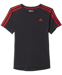 adidas Performance ESSENTIALS Funktionsshirt utility black/vivid red