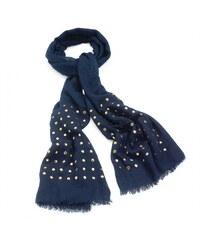 Dámský šátek Penelope 29350 tmavě modrý