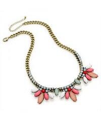 Růžový náhrdelník Morgana 29260