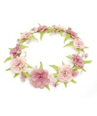 Růžová čelenka Sally 28563