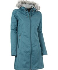 Dámský softshellový kabát ALPINE PRO PRISCILLA 2 INS. TMAVĚ