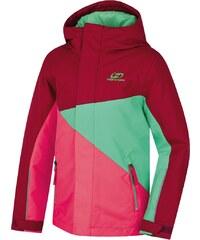 Hannah Dívčí zimní bunda Wally - barevná