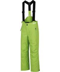 Hannah Dětské zateplené kalhoty Amidala - zelené