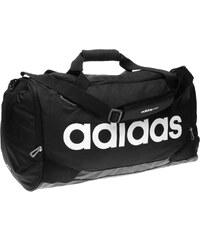 Cestovní taška adidas Linear Team Medium černá