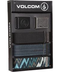 Volcom Pásek Web Belt Gift Set D5931617-AST