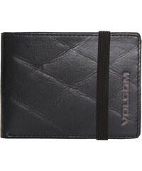 Volcom Peněženka Dan Leather D6041654-BLK