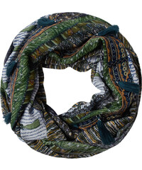 Cecil Schlauchschal mit Quasten - loden frost green, Herren