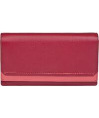 Lagen Dámská červená kožená peněženka Red R/C 10181