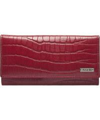 Lagen Dámská červená kožená peněženka Red V-102/C