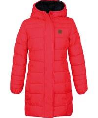 LOAP Dívčí kabát Ulrika - růžový