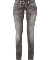Pepe Jeans Acid Washed Straight Fit Jeans