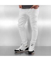 Pascucci Laki Jeans White