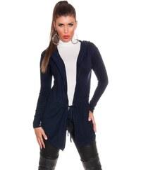 Koucla Dámský svetr s kapucí