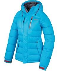 Husky Dámská extrémní péřová bunda Arctis New -30°C modrá