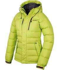 Husky Dámská extrémní péřová bunda Arctis New -30°C zelená