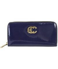 Velká dámská peněženka CARRA - PC 26 Modrá