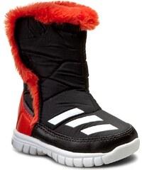 Sněhule adidas - Lumilumi I AQ2602 Cblack/Ftwwh
