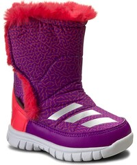 Sněhule adidas - Lumilumi I BB3819 Shopur/Silvm