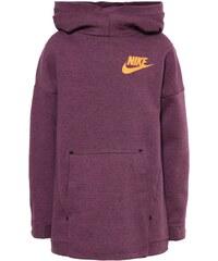 Nike Performance TECH Sweat à capuche purple shade/peach cream