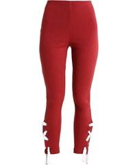 Missguided Leggings red