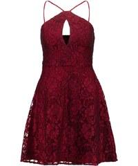 New Look Robe d'été dark burgundy